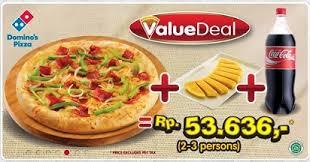 domino pizza tangerang selatan daftar harga menu domino pizza delivery indonesia 2018 daftar