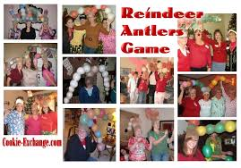 cookie exchange party games