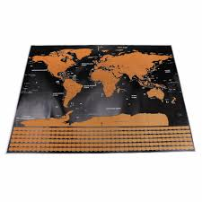 Scratch Off Map World Scratch Off Map With Flags U2013 Travel Your Spirit
