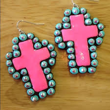 sookie sookie earrings sookie sookie sookie sookie cross earrings from kristin s closet