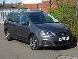 used seat alhambra cars for sale motors co uk
