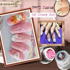 3d 4d carving nail gel builder nail art uv gel nail polish rubber