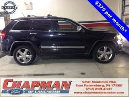 purple jeep cherokee new and used purple jeep grand cherokees for sale in pennsylvania