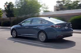 2016 hyundai sonata hybrid and phev review