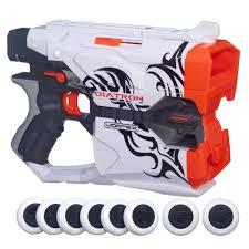 nerf terrascout new in box nerf vortex diatron blaster toy vortex disc gun guns