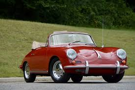 porsche 356 cabriolet collectorscarworld com 1964 porsche 356 c cabriolet