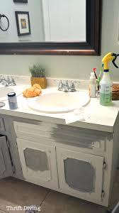 Paint Laminate Vanity Painting Bathroom Vanity White Bathroom Decoration