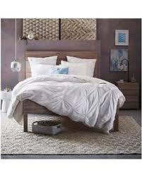 West Elm Bedroom Furniture Sale Don T Miss This Deal West Elm West Elm Stria Bed Frame