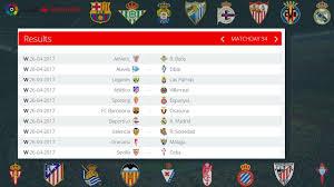 la liga table 2016 17 top scorer 2016 17 la liga fixtures schedule for laliga santander football