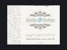 designer wedding invites purplemoon co