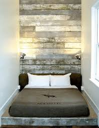 Distressed Wood Headboard Find Inspiration In Top 24 Diy Headboard Projects And Ideas