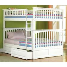 loft beds loft bed with crib underneath beds for kids white