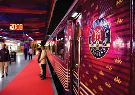 why you should plan a vacation in maharajas express train