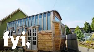 Tiny Homes In Oregon by Tiny House Hunting Luxuriously Tiny In Portland Fyi Youtube