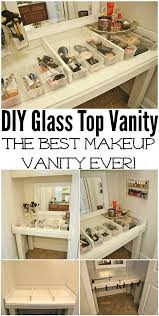 Diy Makeup Vanity Desk Cheap Diy Makeup Vanity Table Ideas Diy Home Decor