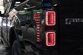 2015 ford f150 tail lights 15 17 ford f150 xb led tail lights complete housings from the