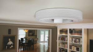 no blade ceiling fans a revolutionary bladeless ceiling fan by exhale fans freshome com
