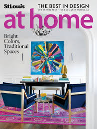 home magazine design awards st louis at home march april 2016