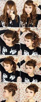 high forehead side bangs fine hair 30 awesome hairstyles to hide that big forehead
