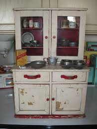 Distressed White Kitchen Hutch Kitchen Design Lovely All White Antique Shaker Kitchen Hutch With