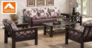 Premium Quality Furniture And Sofa Manufacturers In Kolkata - Wooden sofa designs for drawing room