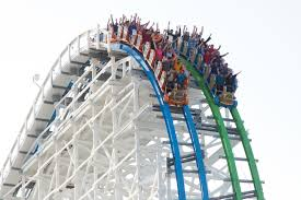 Six Flag Los Angeles Images And Logos Six Flags Magic Mountain