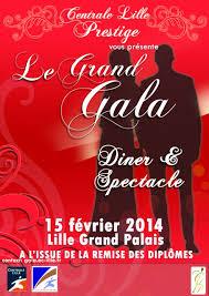 Cole Centrale De Lille Grand Gala De L Ecole Centrale De Lille Lille Grand Palais