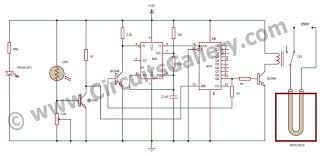 component circuit diagram relay solid state basic wiring diagrams