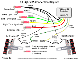 how to wire trailer lights 4 way diagram wiring diagram