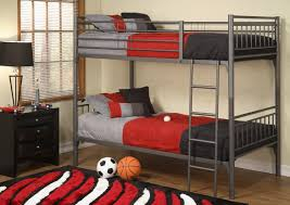 how to decorate a small apartment bedroom with two beds for a