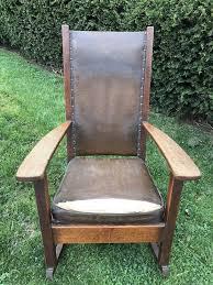 Oak Rocking Chairs Vintage Rocking Chair Ebay