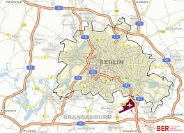 Map Of Berlin Germany by Berlin Transport