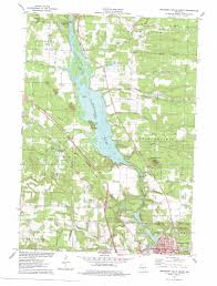 Wi State Map by Wisconsin Dells North Topographic Map Wi Usgs Topo Quad 43089f7