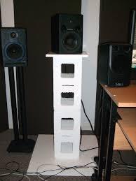 Desk Studio Monitor Stands by Studio Monitor Desk Stands Diy Diy Biji Us