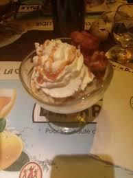 3 cuisine gourmande coupe gourmande vanille caramel gaufre liégeoise photo de