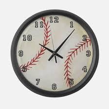 sports clocks sports wall clocks large modern kitchen clocks