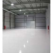 Painted Concrete Basement Floor by Best 25 Industrial Floor Paint Ideas On Pinterest Painted