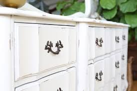 Shabby Chic Credenza by Shabby Chic French Provincial Vintage Dresser Buffet Cabinet