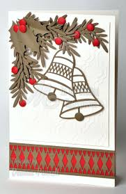 137 best cards christmas bells images on pinterest christmas
