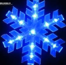 digital plastic star led big star christmas light outdoor