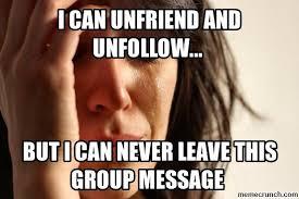 Group Message Meme - message meme