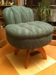 Upholstered Vanity Chairs For Bathroom by Vanity Chair With Back Decofurnish