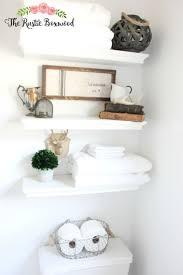 Guest Bathroom Decor 447 Best Bath Images On Pinterest Bathroom Ideas Farmhouse