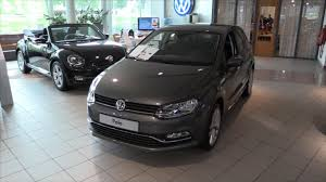 volkswagen polo interior volkswagen polo 2016 in depth review interior exterior youtube