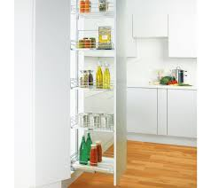 pull out tall kitchen cabinets tall larders for kitchen units peka quality baskets 1795 2260mm
