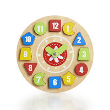 wooden clock puzzle wooden clock clocks and plays