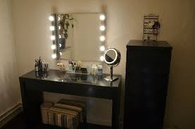 makeup mirror with led lights fresh diy vanity mirror with led lights l ideas