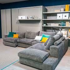 Wall Bed Sofa Systems 50 Best Clei Space Saving Wall Beds Images On Pinterest Wall