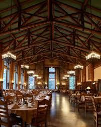 ahwahnee hotel dining room where to eat in and around yosemite via magazine