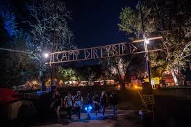 a letter home to mom and dad from the dirtybird campout thump